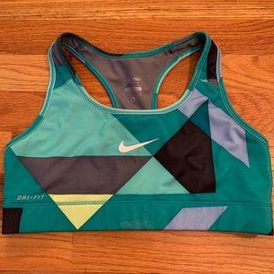 Nike Intimates & Sleepwear - Teal Nike Sports Bra